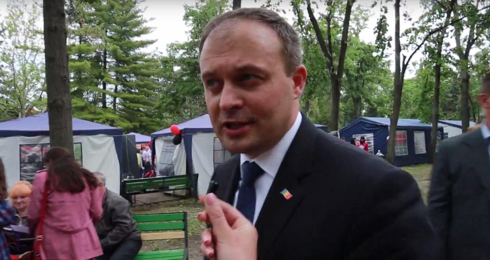 Andrian Candu: R. Moldova a înregistrat una dintre cele mai mari creșteri economice din Europa