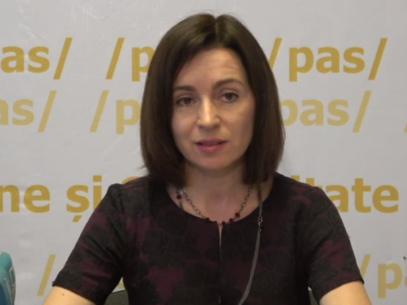 """""""Sunt interesată să construiesc niște poduri pentru turul II"""". Maia Sandu spune cu cine discută pentru a obține susținere la prezidențiale"""