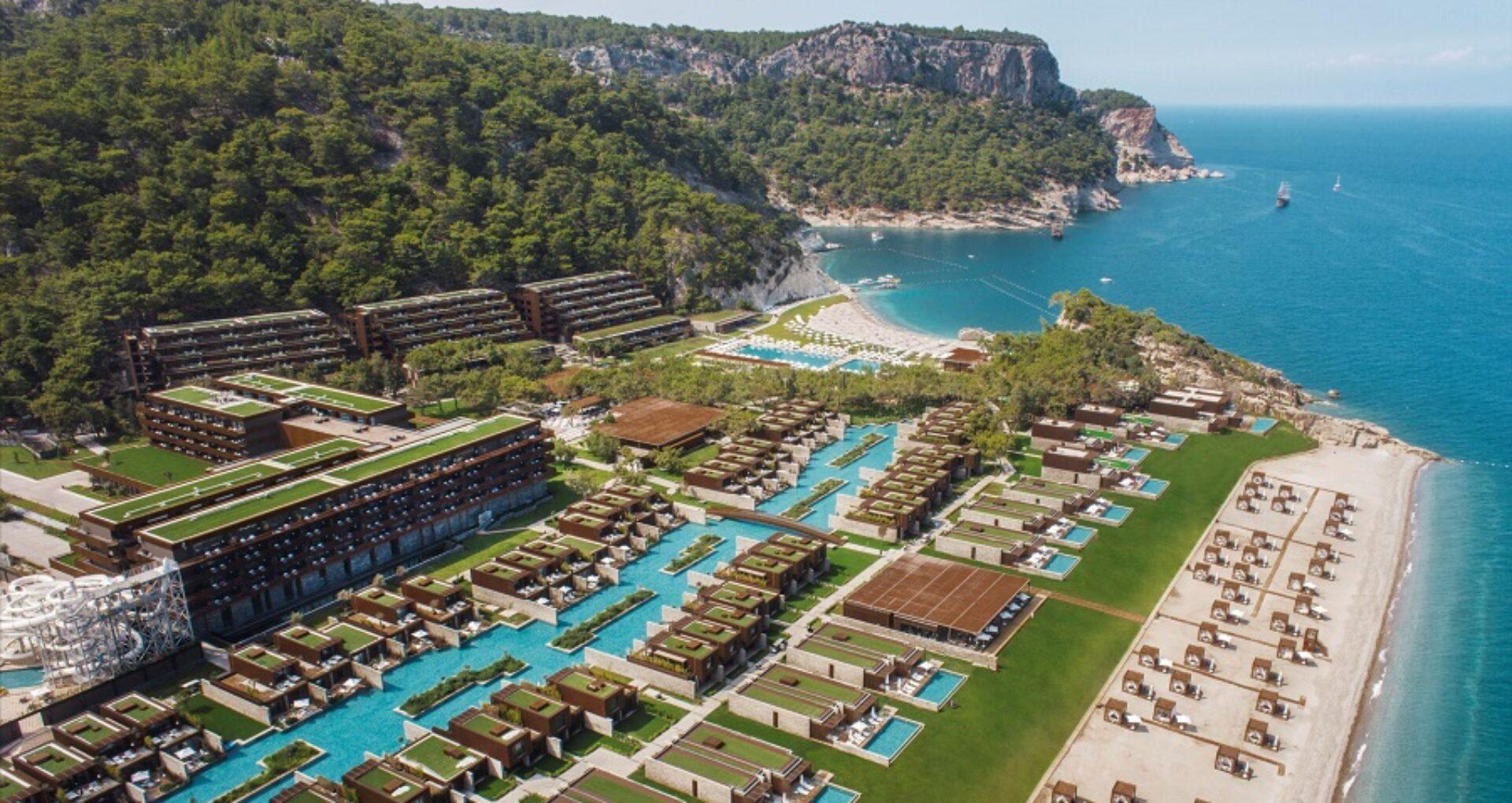 (foto) Luxul din Antalya în care se odihnește familia președintelui Dodon