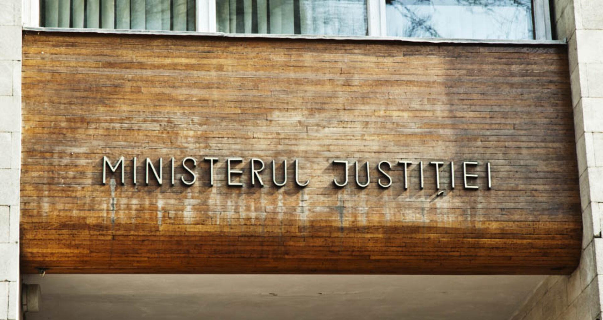 Ministerul Justiției vrea să modifice legislația pentru perfecționarea mecanismului de regres pe condamnările CtEDO