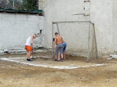 Minorii de la Penitenciarul de la Goian: între gratii şi libertate