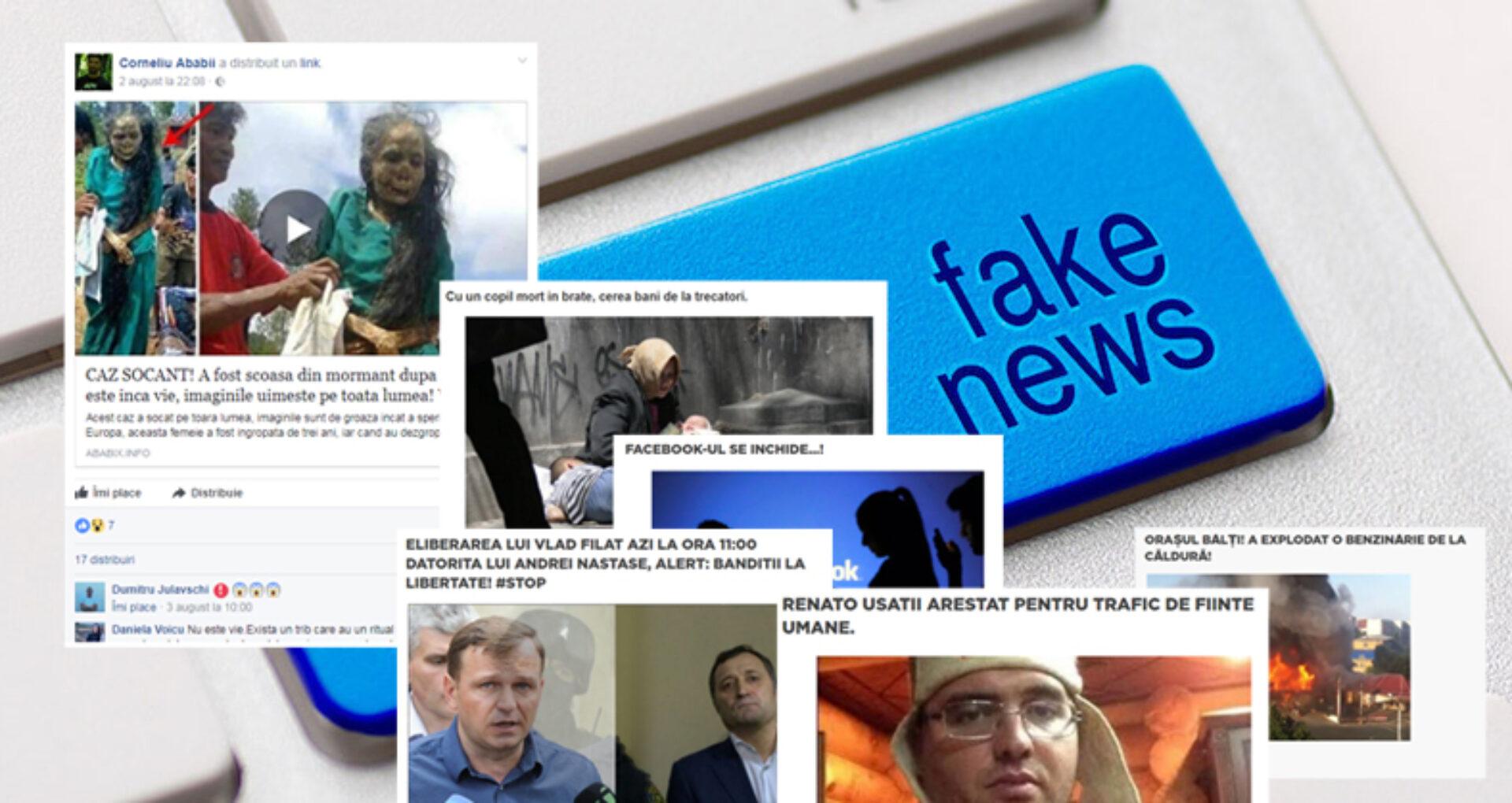 """""""Trustul media"""" al unui producător de știri false din Moldova"""