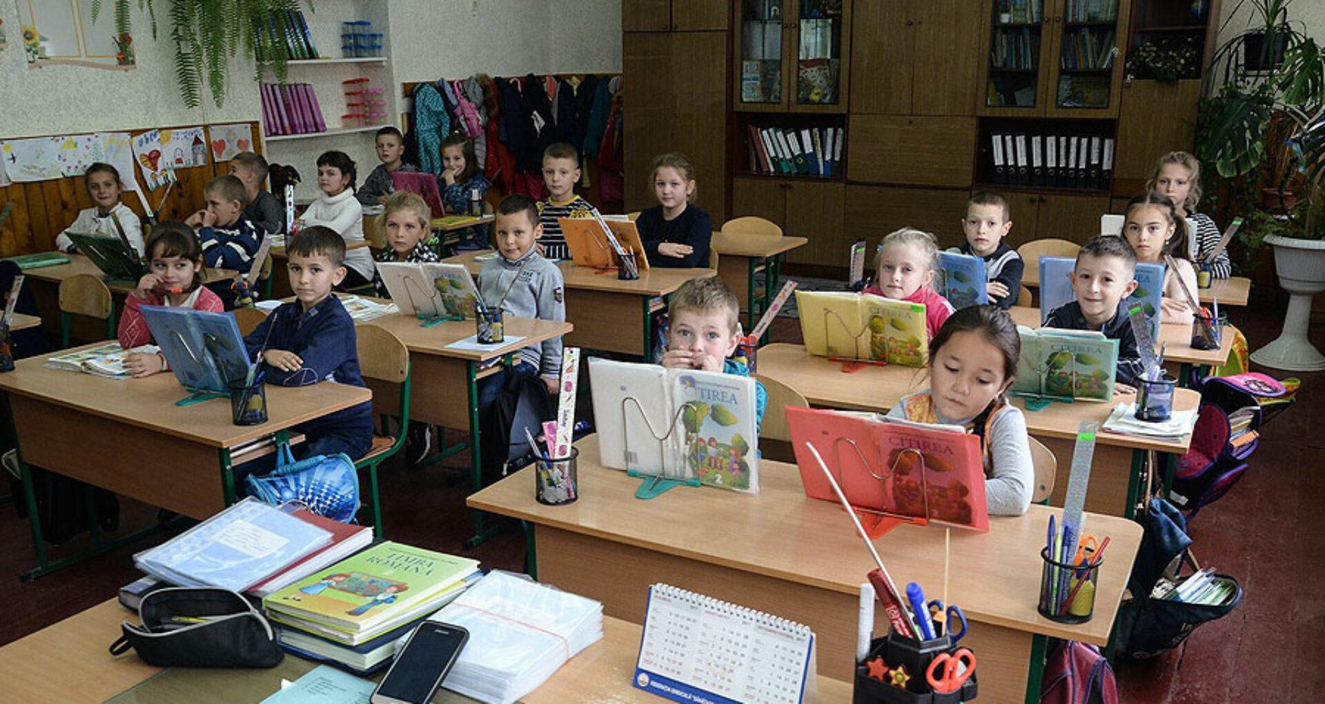 Minorităţile naţionale împotriva noii legi a învăţământului din Ucraina