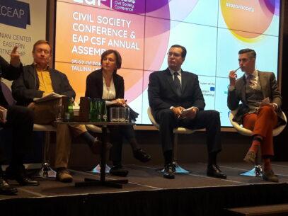 Marian Lupu a criticat societatea civilă, activiștii au criticat oligarhia