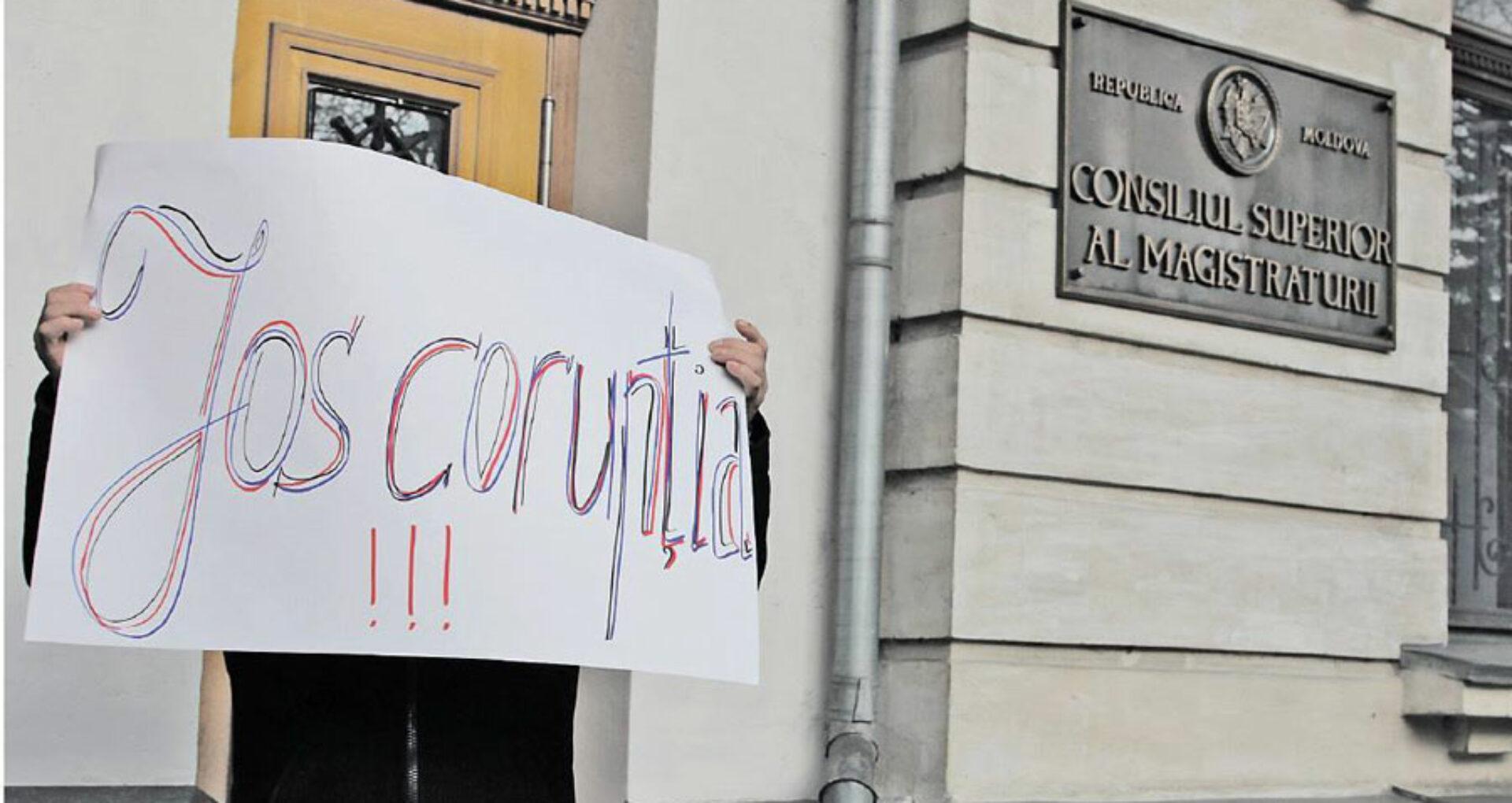 """Prima reacție oficială după """"înlăturarea"""" temporară a șefului CSJ și a conducerii Judecătoriei Chișinău"""