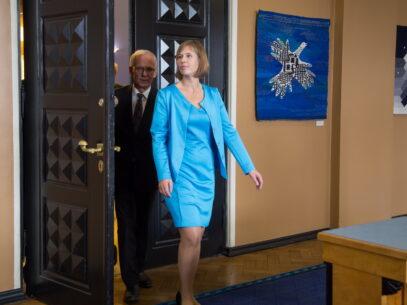 Președinta Estoniei pentru ZdG: Lupta cu corupția e crucială, trebuie să luptați în fiecare zi