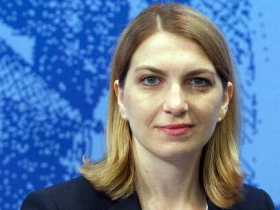 """Interviu cu şefa Oficiului de legătură NATO la Chişinău, Kristina Baleysite: """"Neutralitatea nu înseamnă izolare"""""""