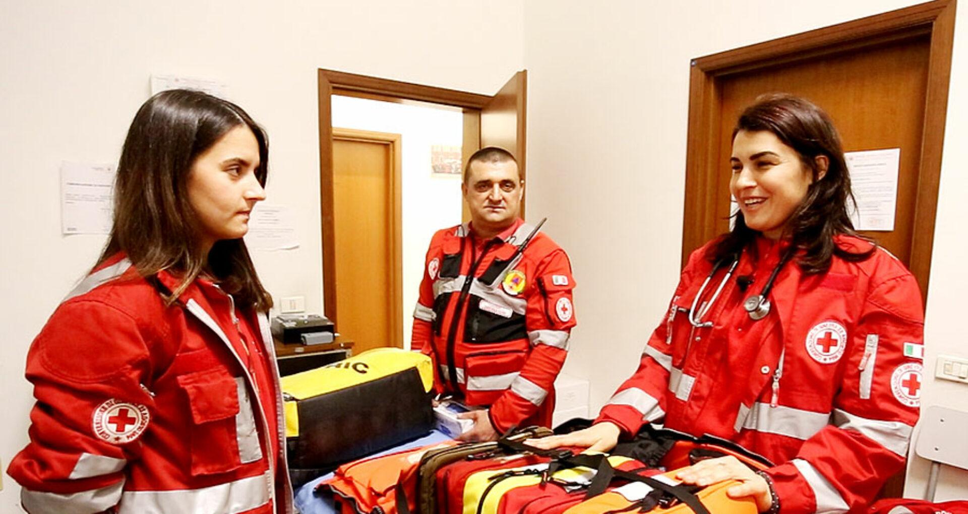(foto) Migranți din Moldova, salvatori în Italia