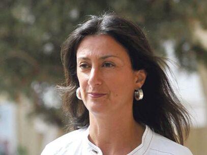 VIDEO/ Fiul jurnalistei asasinate în Malta: Cei pe care îi investiga mama mea pentru corupție sunt acum printre cei care anchetează uciderea ei