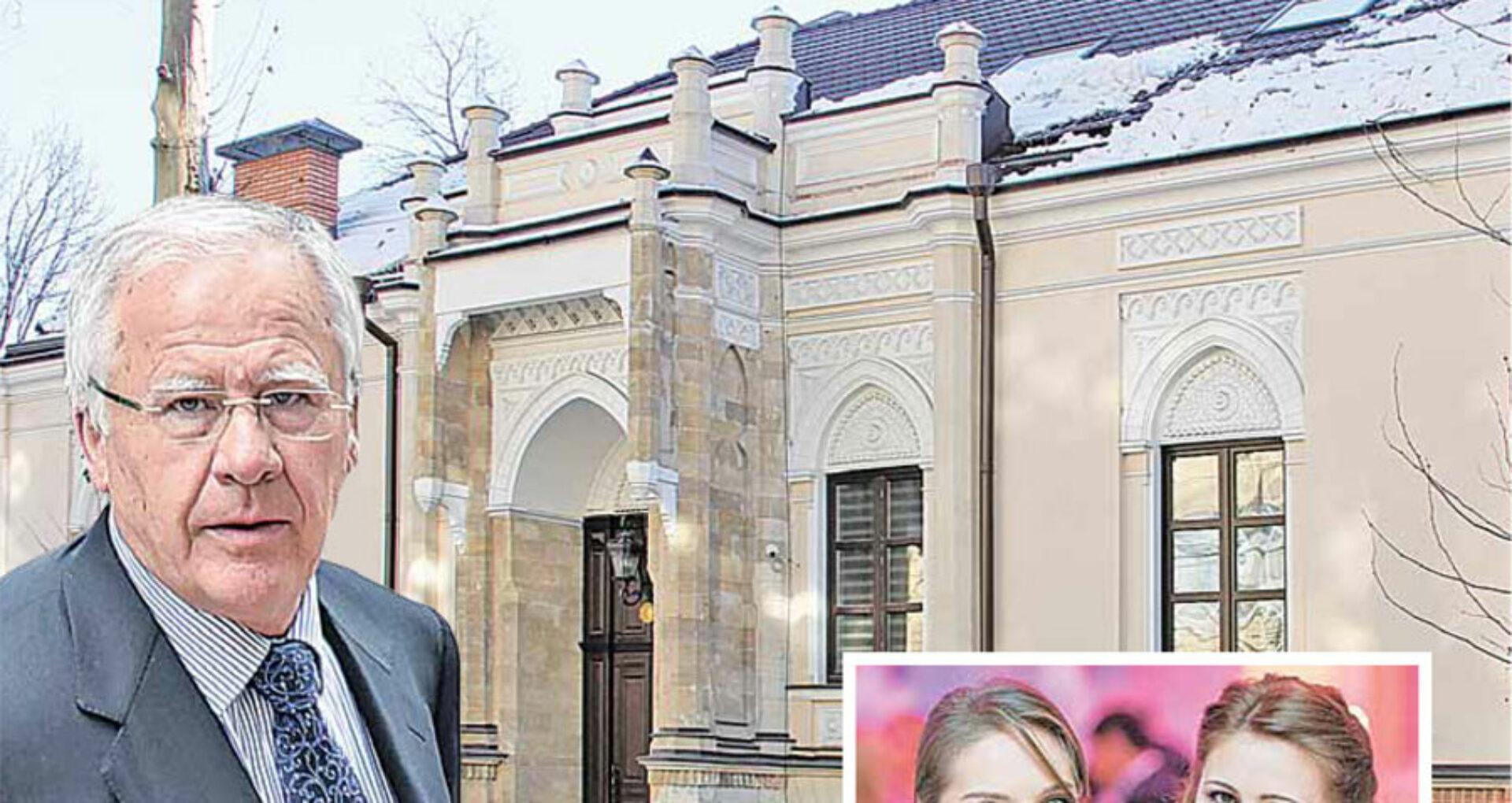 Conacul Inglezi a completat averea imobiliară a familiei Diacov
