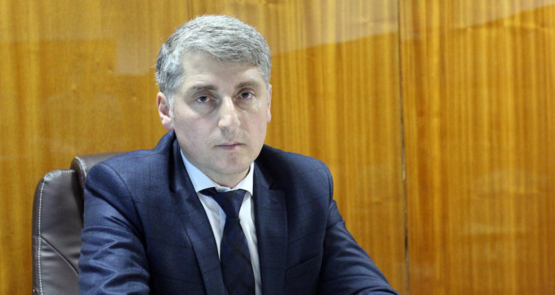 """Eduard Harunjen: """"Sistemul se opune luptei cu corupţia"""""""