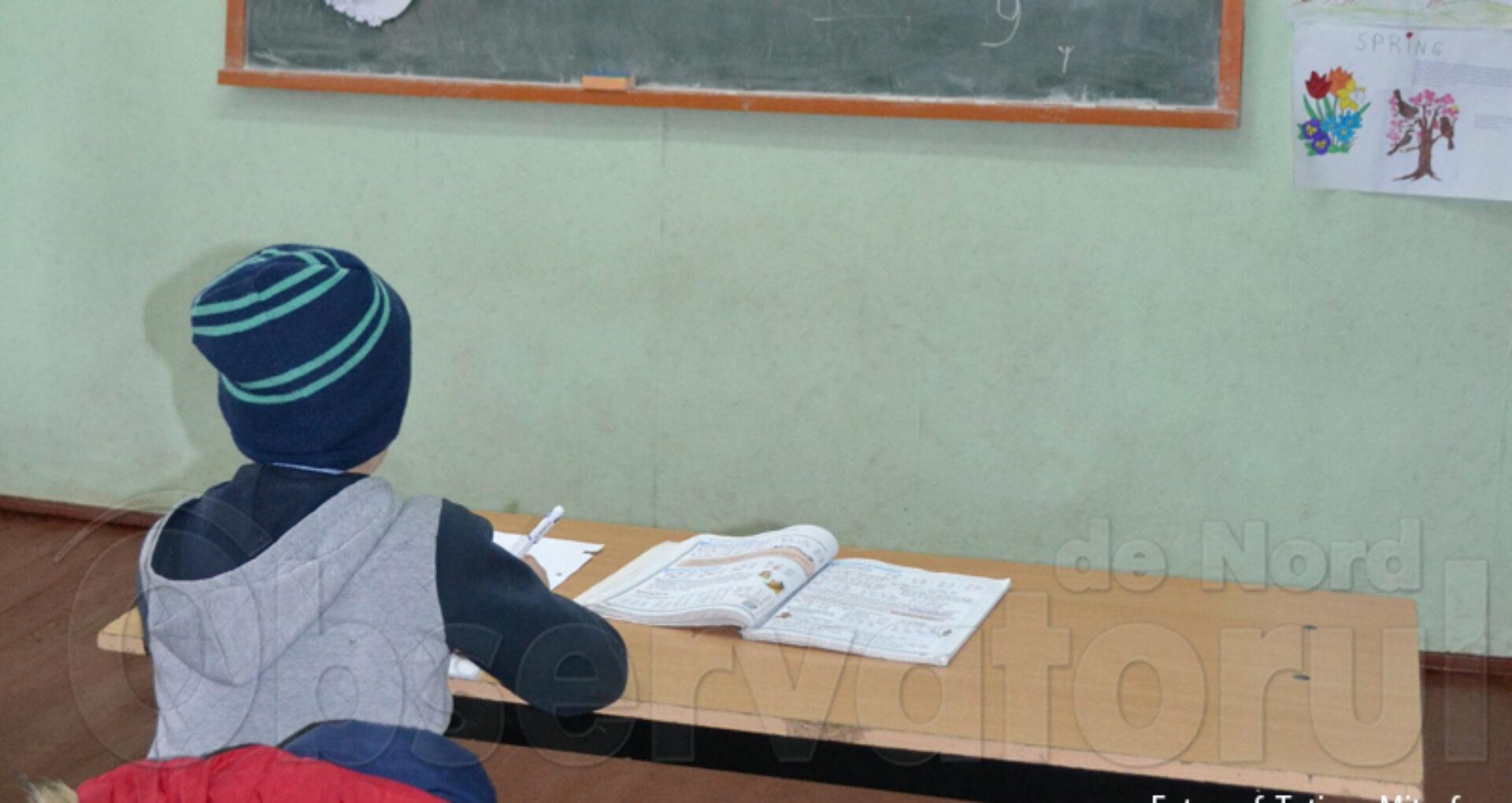 O școală din raionul Soroca a fost redeschisă. A venit la lecții un singur elev