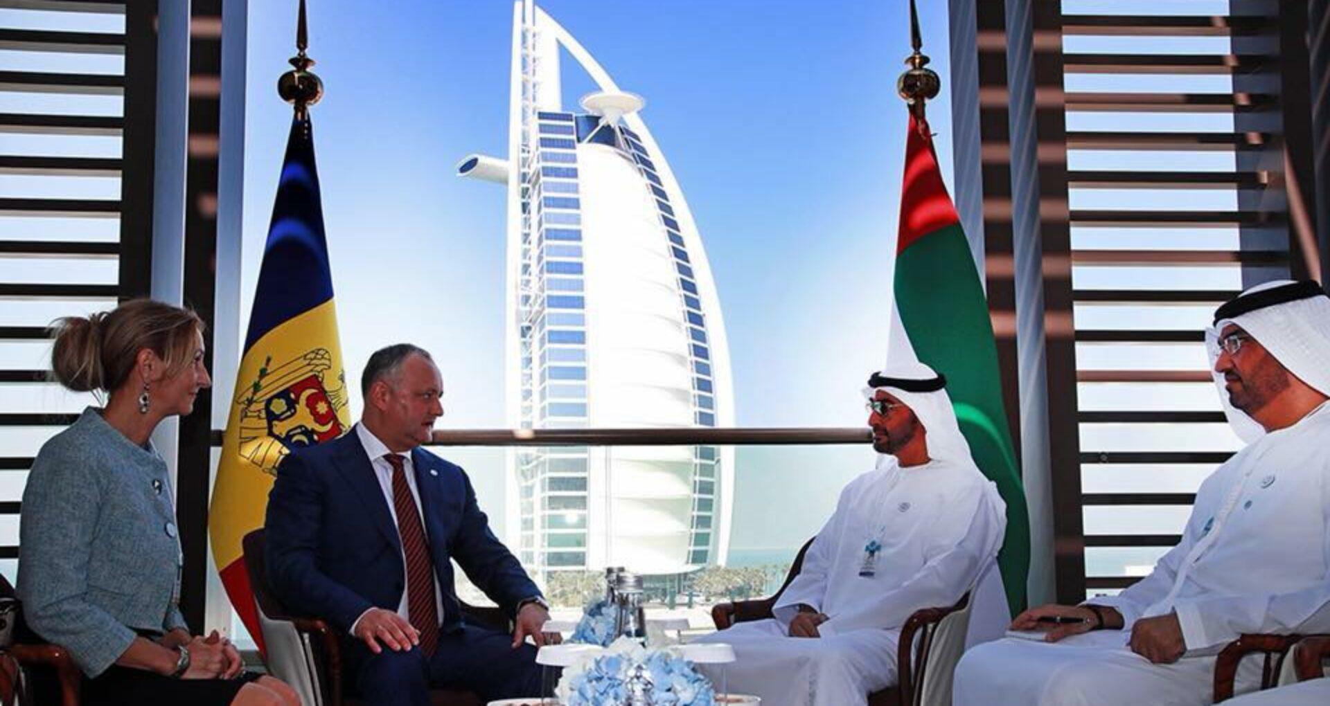 Vicepreședintele Trans-Oil Group îl consiliază pe Dodon în probleme economice, iar proprietarul holdingului – pe premierul Filip