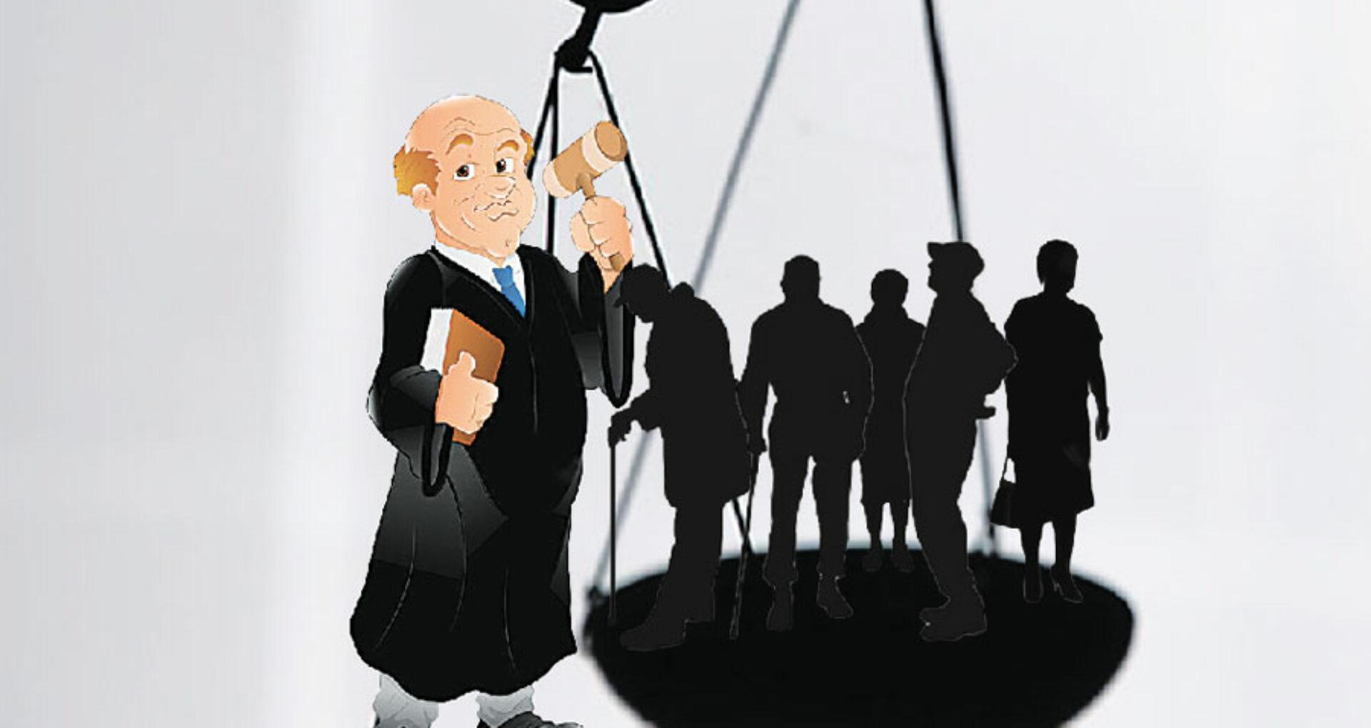 Pensiile privilegiate ale judecătorilor: o pensie cât zece