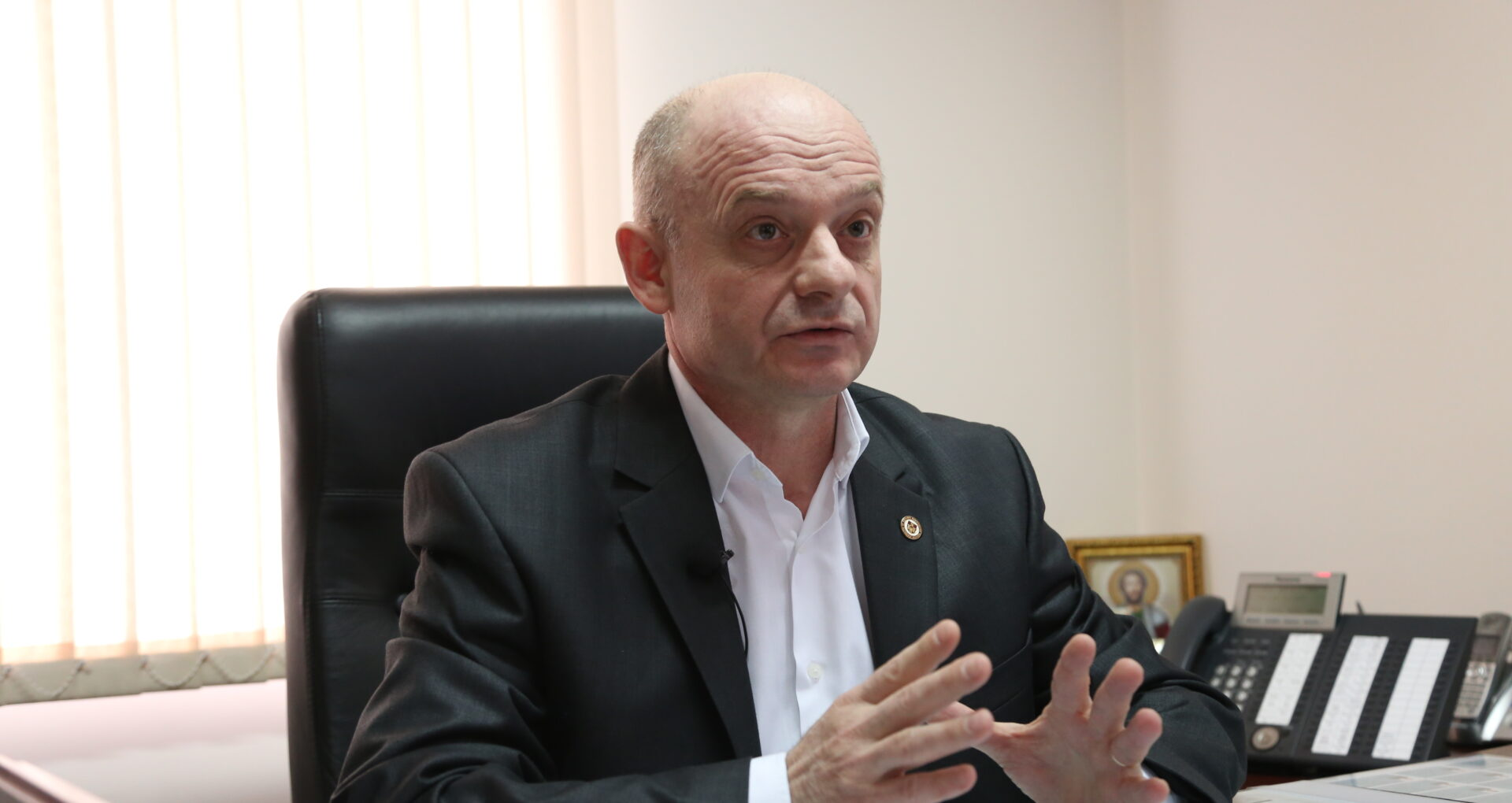 Directorul DIP, despre cazul Braguța, condițiile de detenție ale lui Filat și imaginile scurse în presă cu Valerian Mânzat