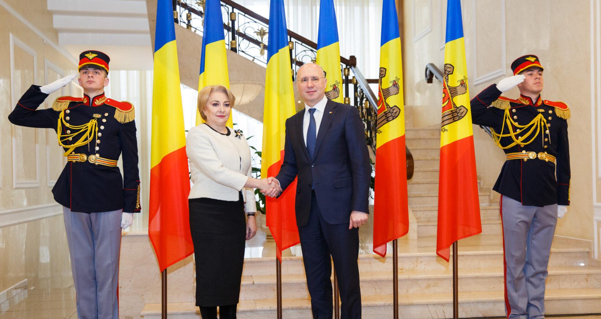 Guvernul R. Moldova și cel al României se vor întruni într-o ședință comună