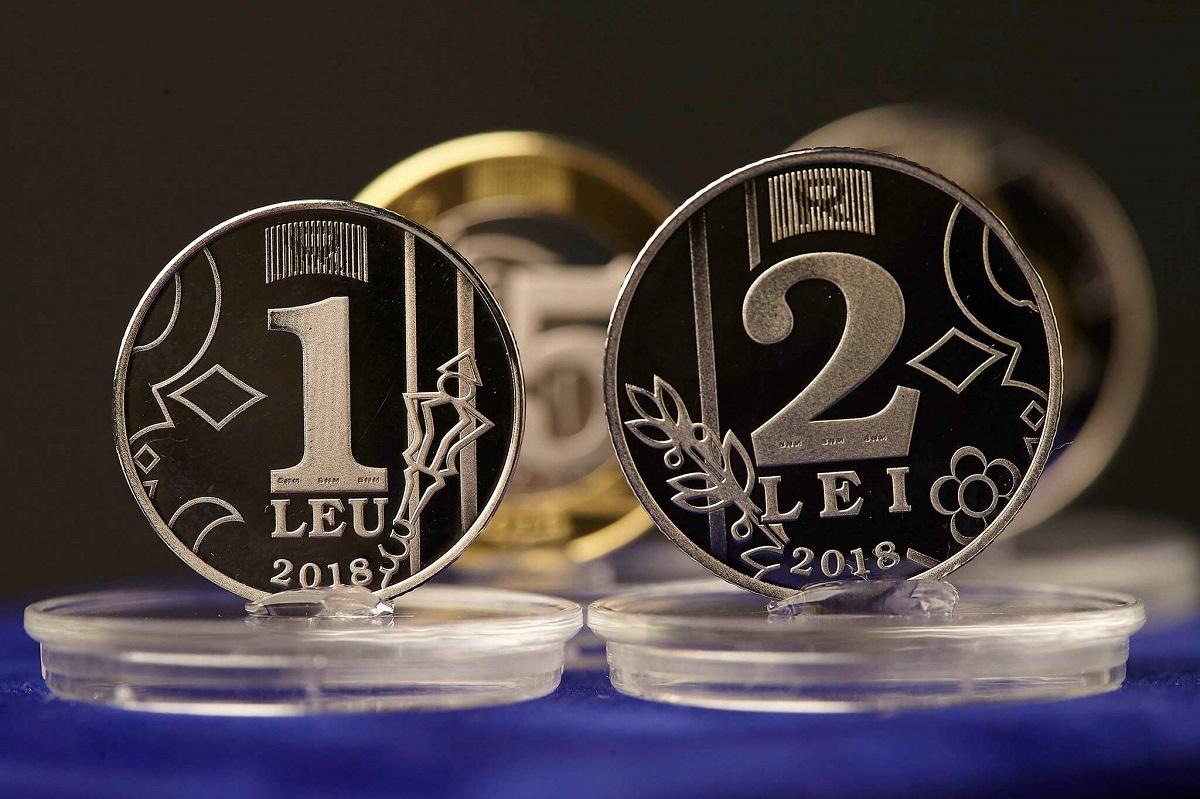 BNM a pus în circulație noi monede metalice | Republica Moldova