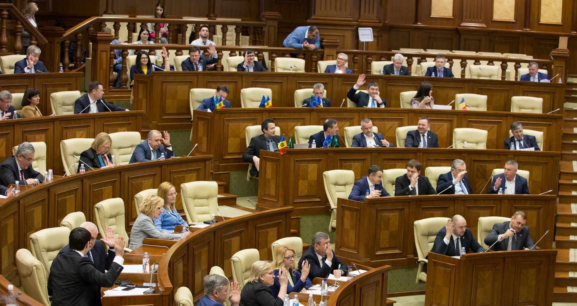 Deputații refuză audierea lui Pavel Filip la subiectul imixtiunii în activitatea ANRE
