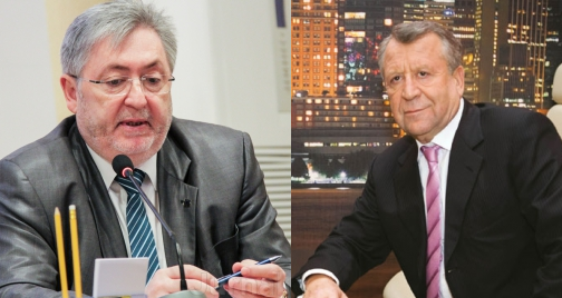 Viceprimarul Nistor Grozavu și omul de afaceri Alexandru Pincevschi, trimiși în judecată în dosarul parcărilor