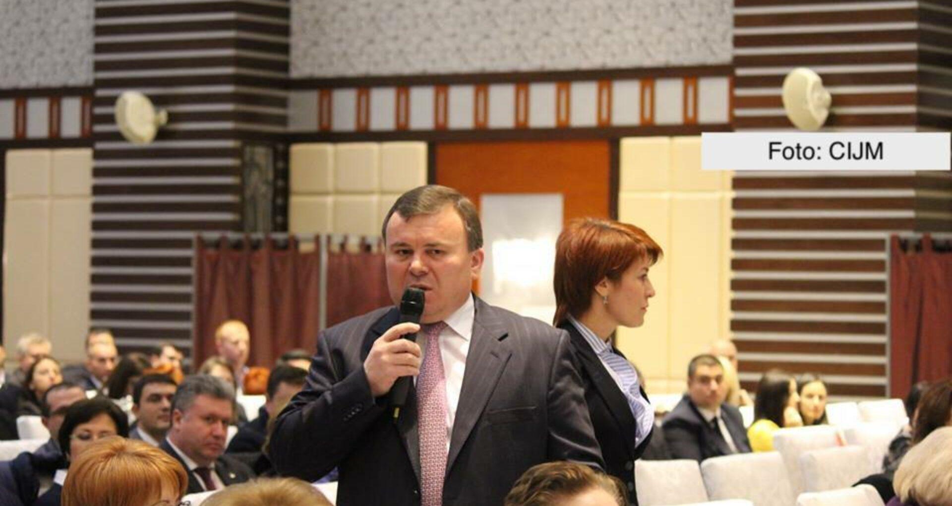 CSM solicită șefului statului să anuleze decretul prin care Gheorghe Balan a fost demis din sistemul judecătoresc