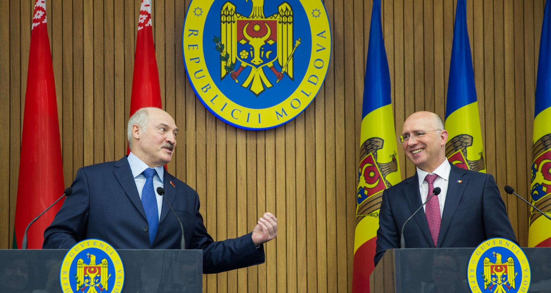 Câți bani vor fi alocați din Fondul de Rezervă a Guvernului pentru vizita lui Lukașenko