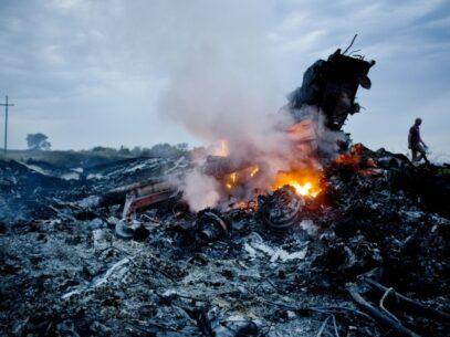 Un comandant rus, suspectat că s-ar face vinovat de prăbușirea avionului MH17