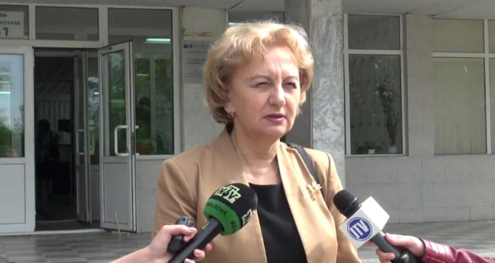 Zinaida Greceanîi – lideră detașată în circumscripția Briceni