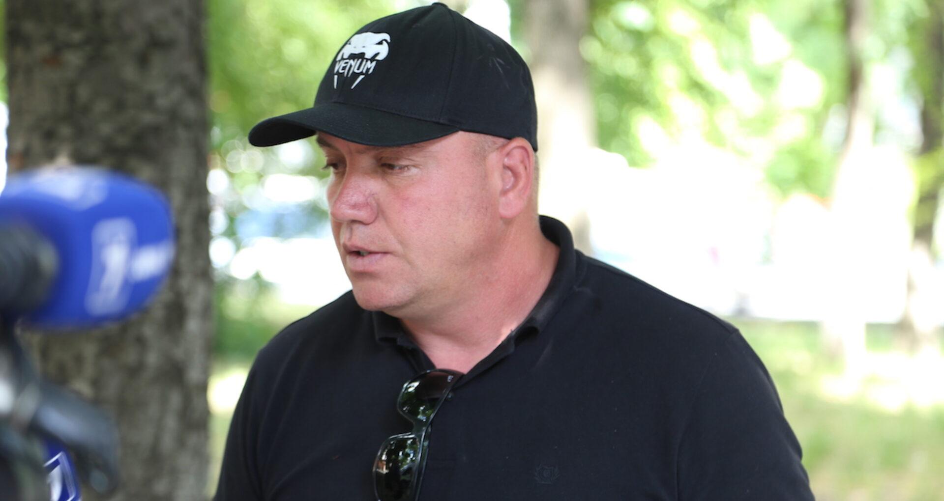 """(video) Tatăl lui Aurel Ignat, despre încăierarea la care a participat fiul său: """"Cred că o să iasă la iveală totul"""""""