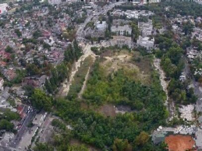 Ambasada SUA, despre construcția unui nou sediu în locul fostului Stadion Republican