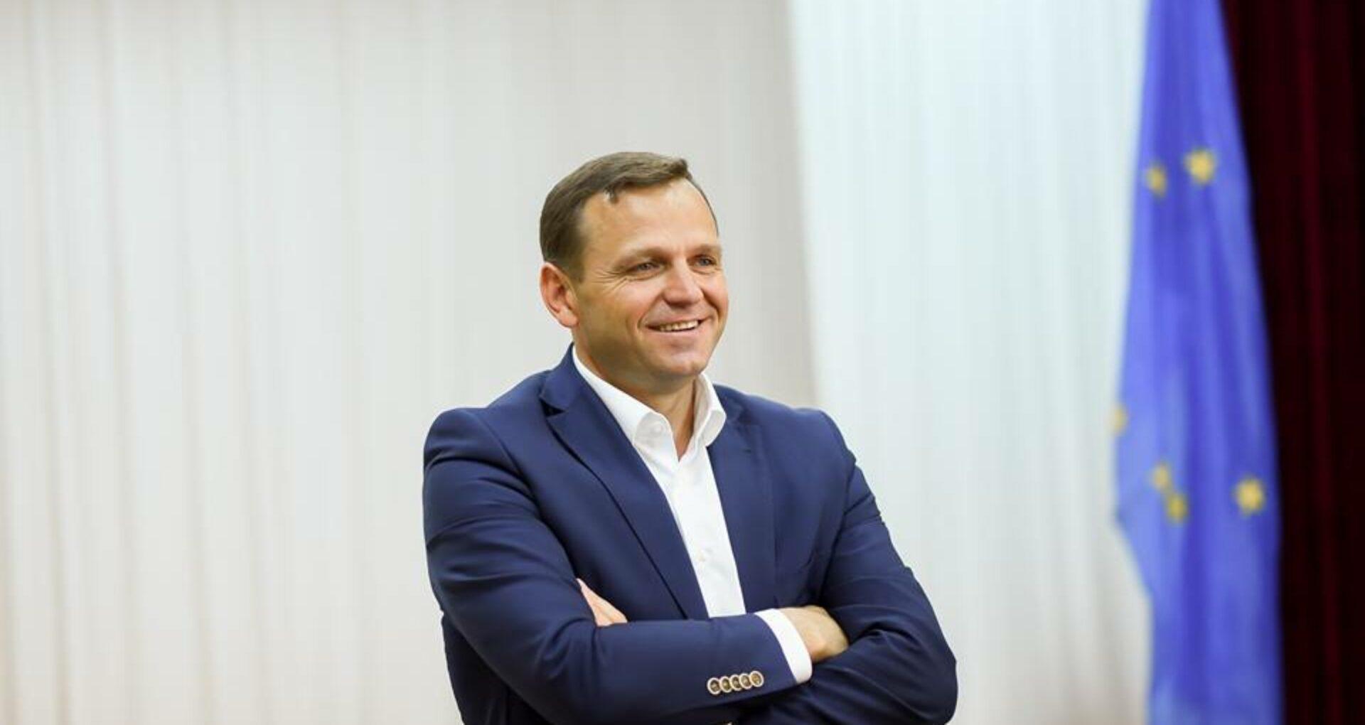 ULTIMA ORĂ! După un an și patru luni, CA Chișinău validează mandatul de primar al lui Năstase