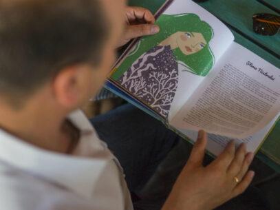 Povești şi legende de pe Nistru, adunate într-o carte neobişnuită