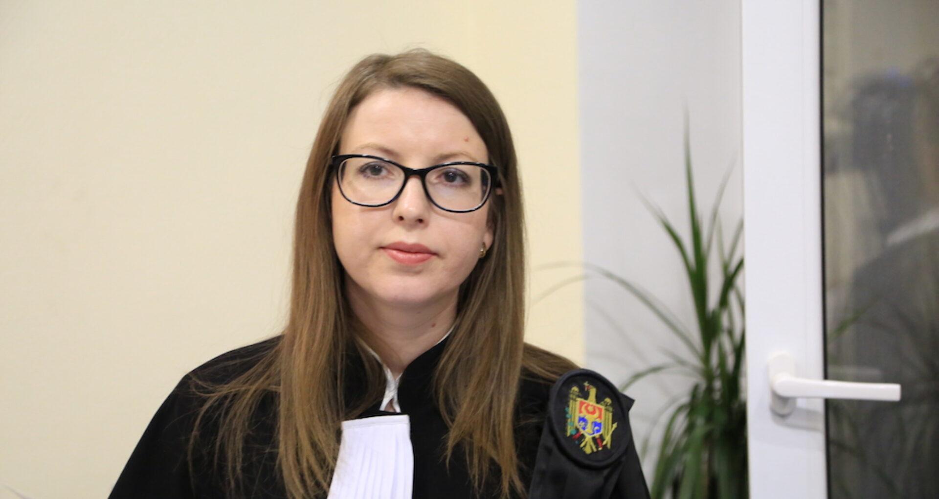 """Declarația publică a judecătoarei Berdilo: """"Mă întrebați dacă îmi dau seama ce-am făcut? Vă răspund"""""""