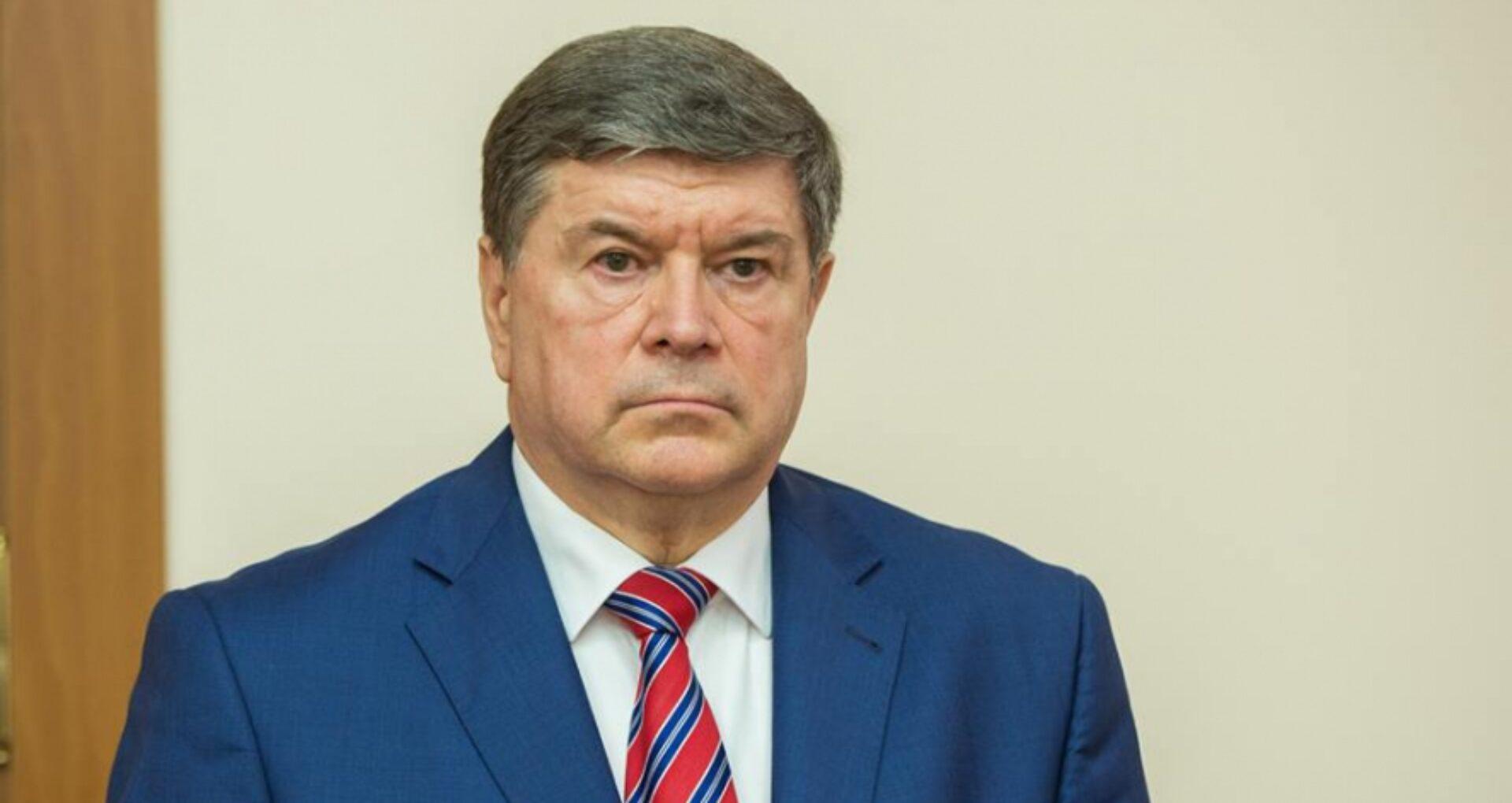 ULTIMA ORĂ/ Andrei Neguță, Fostul Ambasador al Republicii Moldova în Rusia, reținut în dosarul contrabandei cu anabolizante
