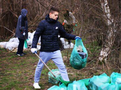 """""""Hai Moldova"""" cheamă cetățenii să facă curat în toată țara"""