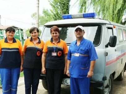 Ambulanţa anilor '90 în stare de urgenţă