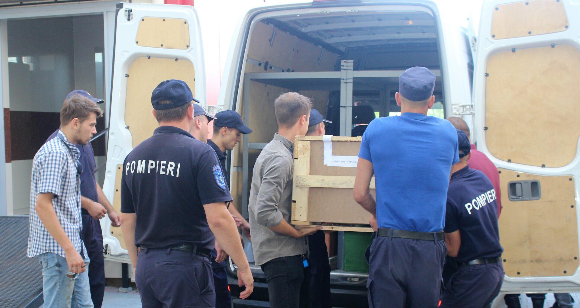 VIDEO/ Corpurile neînsufleţite ale moldovenilor decedați în Rusia au fost repatriate