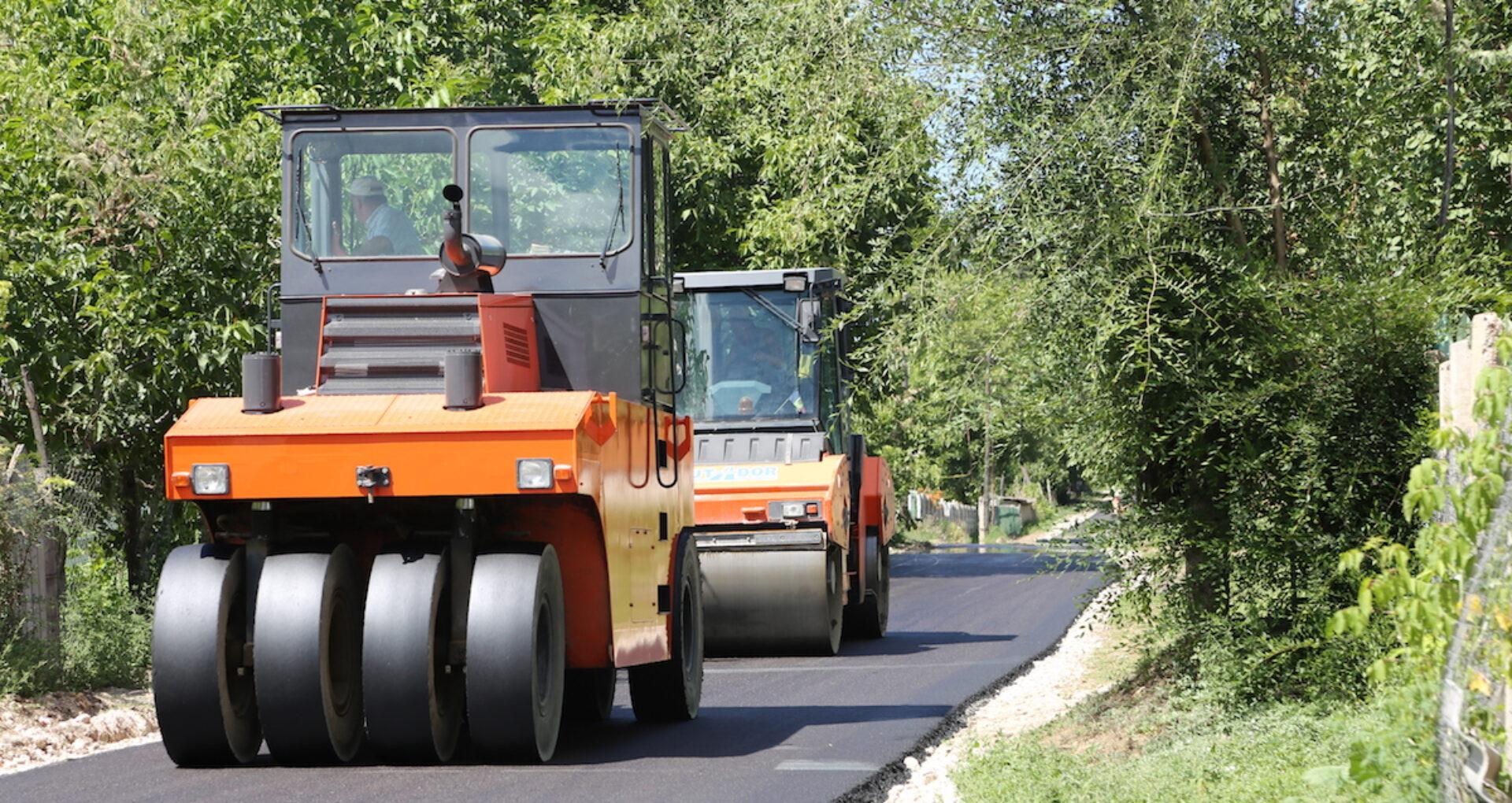 Peste 250 de milioane de euro pentru reabilitarea drumurilor naționale. La ce etapă se află lucrările