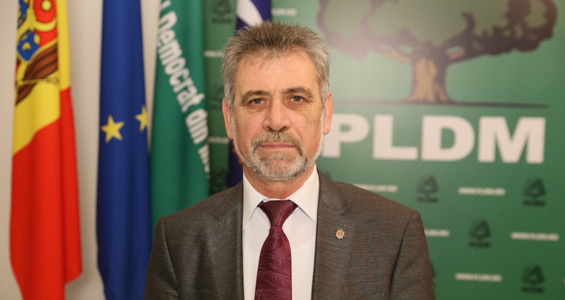 Tudor Deliu a fost înregistrat în calitate de candidat la funcția de Președinte al R. Moldova din partea PLDM