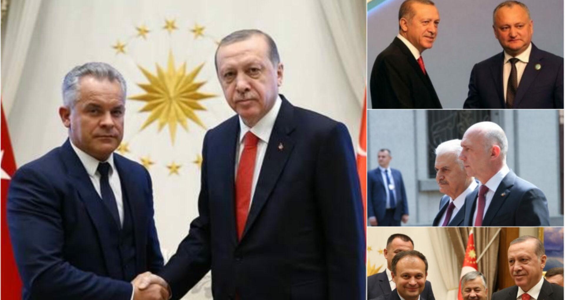 """FOTO/DOC. O țară fără """"Orizont"""": Întâlnirile politice, dosarul penal și extrădarea a 18 cetățeni turci"""