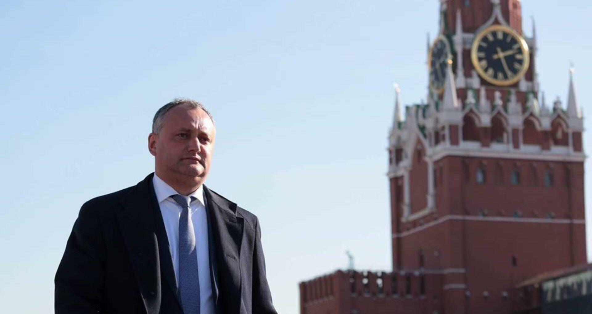 """FOTO/ """"Curatorii"""" lui Igor Dodon de la Moscova și cum șeful statului și-ar raporta și coordona activitatea cu Kremlinul"""