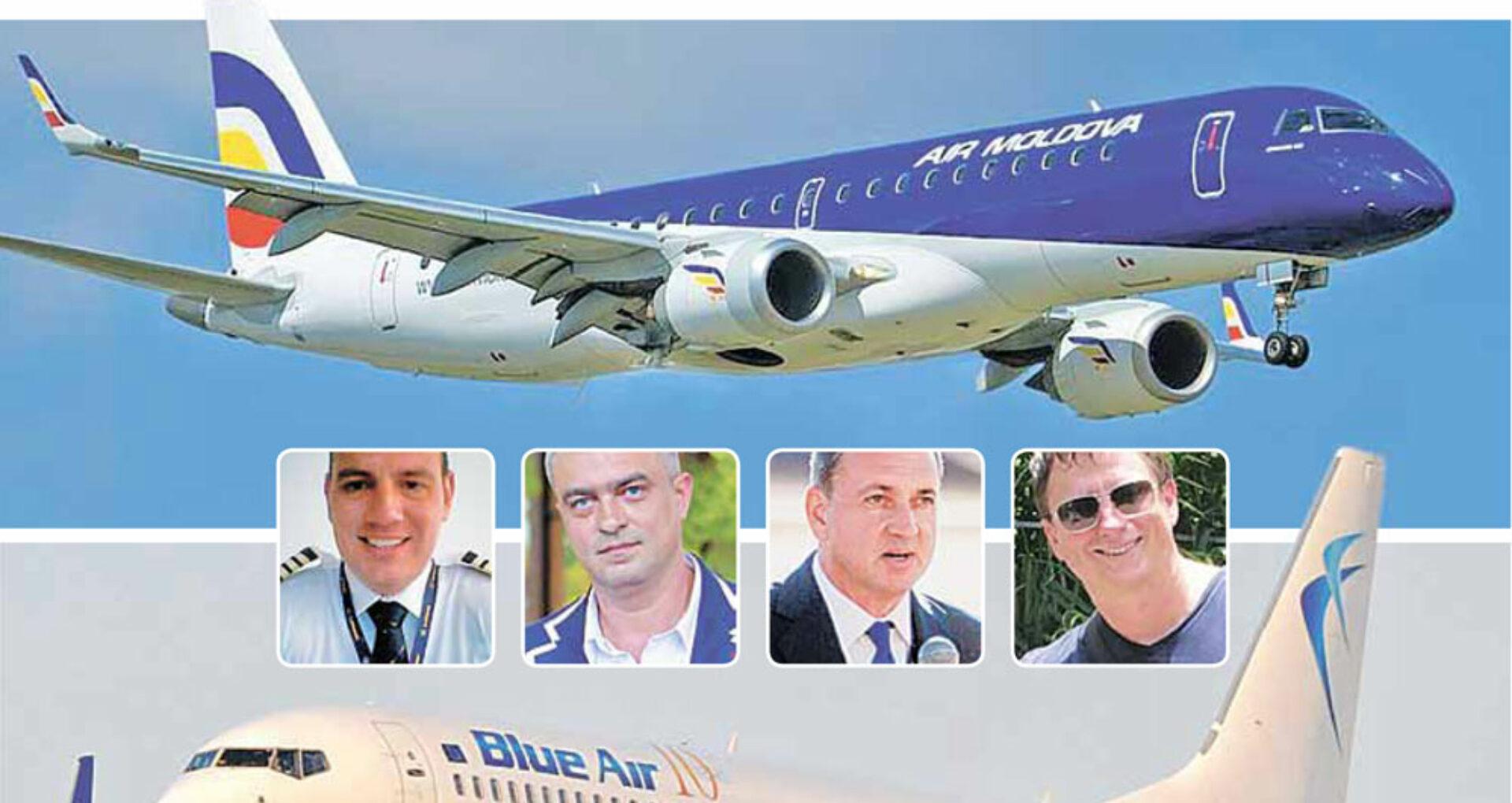 """""""Urmele"""" lui Șor la Air Moldova"""