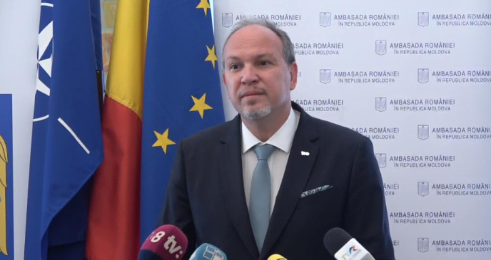 Ambasadorul României la Chișinău, despre declararea lui George Simion drept persoană indizerabilă în R. Moldova