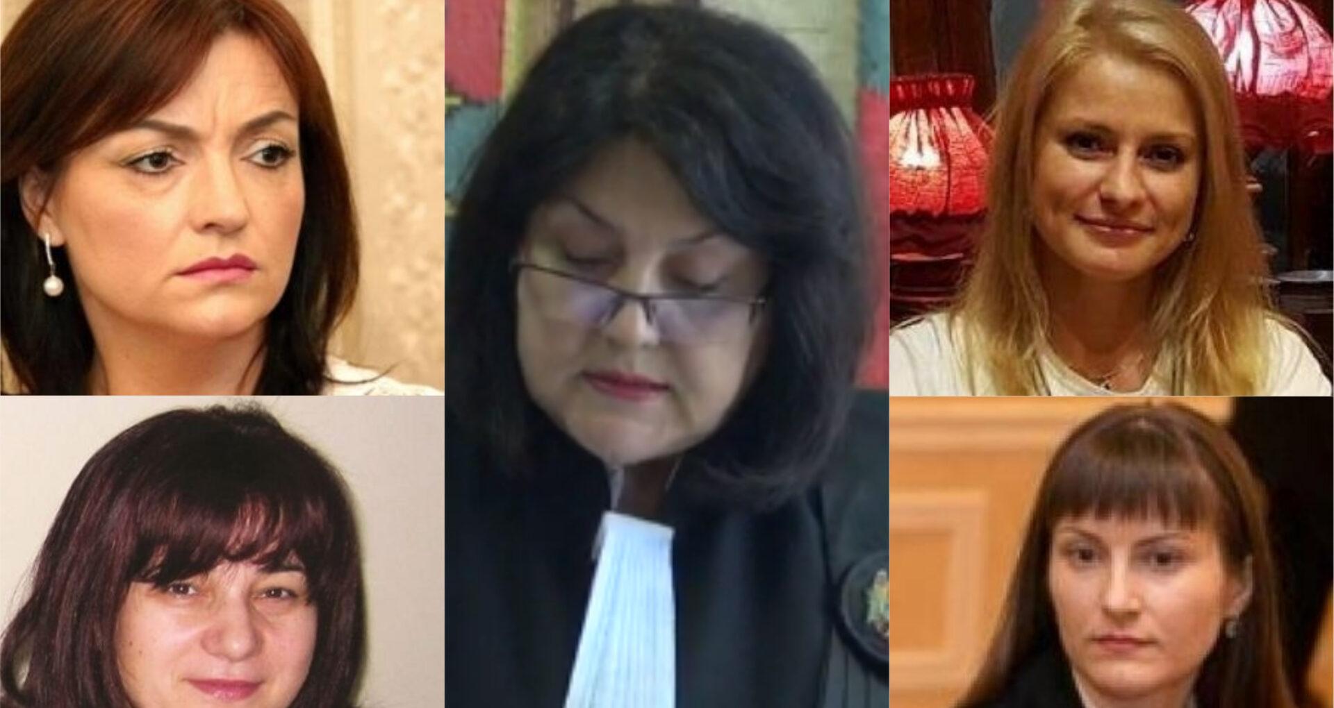 Cariera și dosarele de rezonanță gestionate de cele cinci judecătoare reținute în dosare de corupție