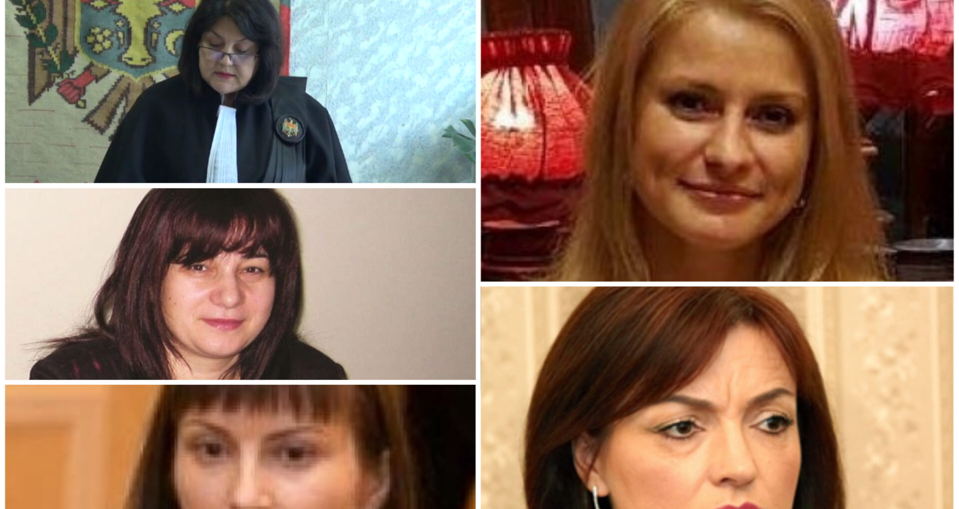 Trei judecătoare anchetate pentru mită rămân în arest preventiv