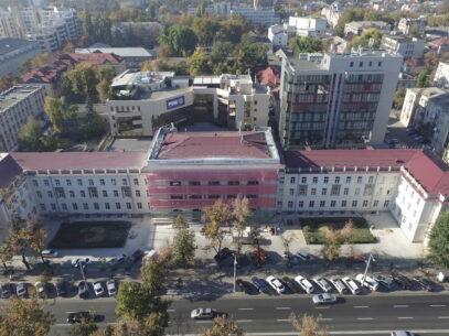Reparaţia viitorului sediu  al Procuraturii Generale.  Plus 3,4 milioane de lei