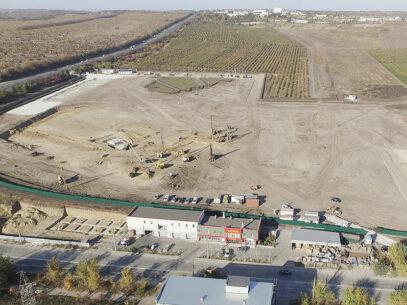 Arena Chişinău. Subcontractanţii