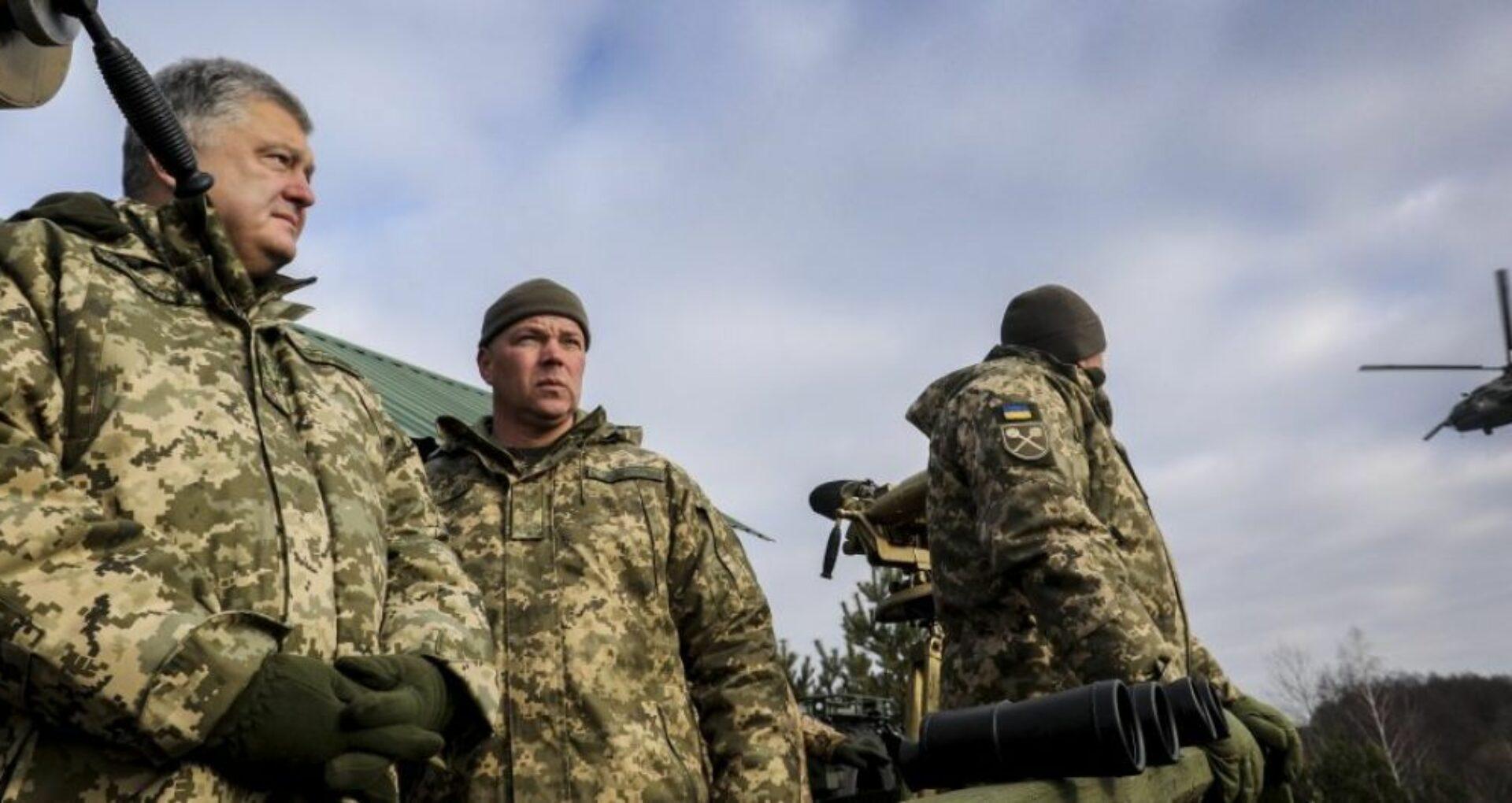 FOTO/ Legea marțială din Ucraina. Ce regiuni vizează și cum va afecta cetățenii R. Moldova