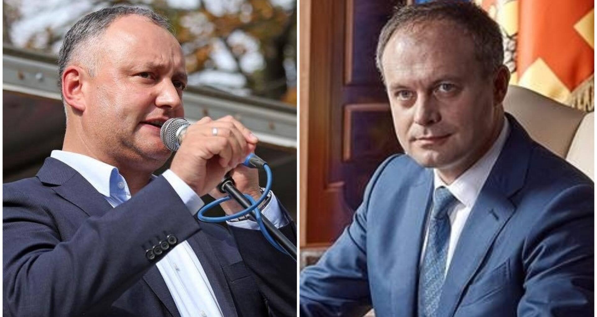 """Candu susține că Dodon l-a vizitat pe Plahotniuc în noaptea în care a câștigat prezidențialele: """"S-ar putea chiar să vă treziți și cu dovezi"""""""