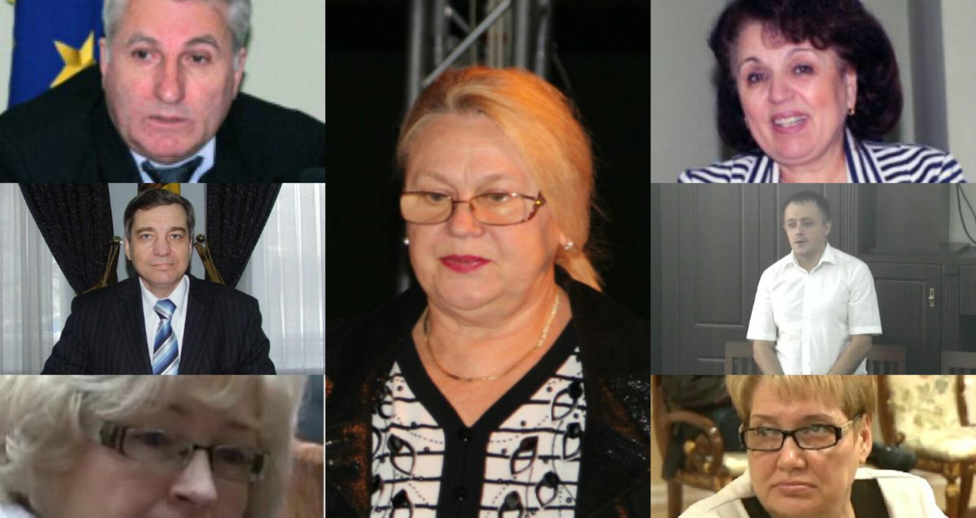 Cine sunt cei șapte judecători care și-au dat demisia din sistem și ce avere declară