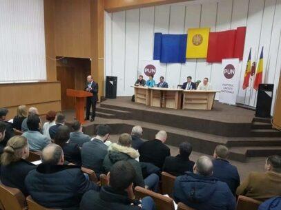 """PUN anunță că nu va participa la alegerile parlamentare: """"Ieșiți la vot pe 24 februarie și votați blocul ACUM"""""""